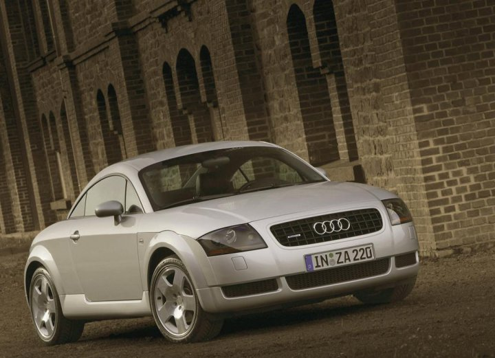 Audi TT Coupe Photos And An Overview Of The Model - All the audi cars