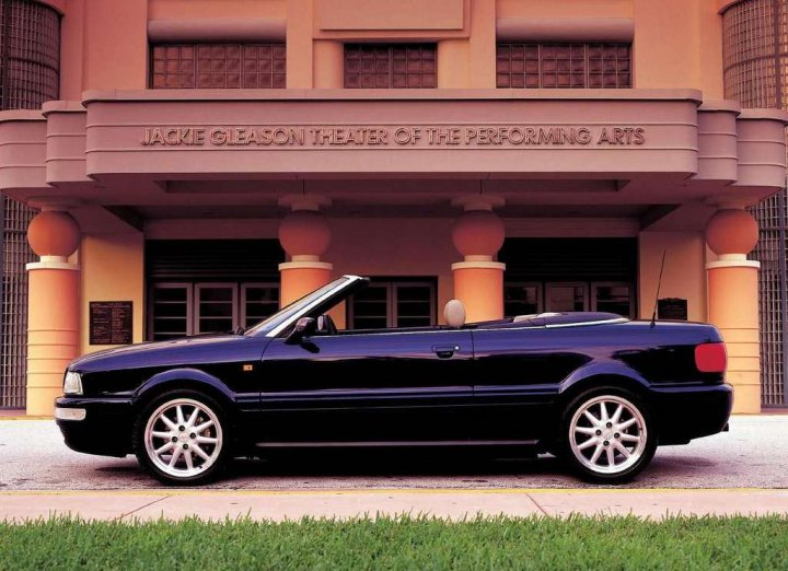 A4 Cabriolet 1998 picture