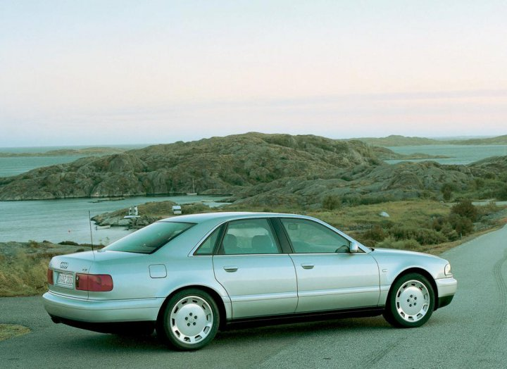 Audi A8 1998 Review Pictures