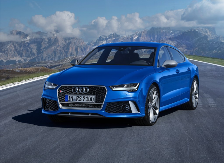 Audi RS7 Sportback performance (2016)