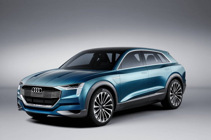 Audi to Begin Production of Electric SUVs in Brussels by 2018