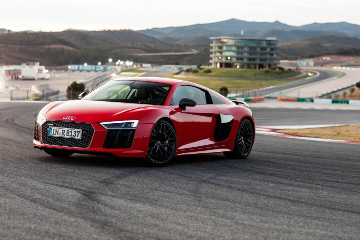 2016 Audi R8 V10 Priced from $162,900 in the US